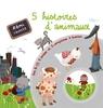 Guichard, R�mi : Livre CD `5 Histoires d animaux`