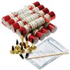Fiesta Crackers: Sifflet Rouge (petite taille)