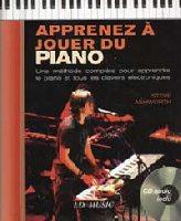 Ashworth Steve / : Apprenez à Jouer du Piano