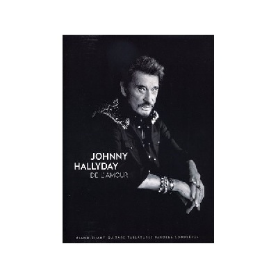 Johnny Hallyday : De l'amour