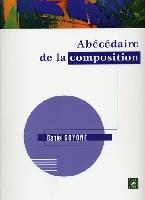 Goyone, Daniel : Ab�c�daire de la Composition