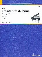 Les Ma�tres du Piano - Anthologie Vol. 1