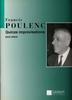 Poulenc, Francis : 15 Improvisations