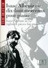 Isaac Albéniz En Dix-Huit Morceaux Pour Piano