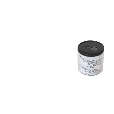 Taille-Crayons Tonneau Noir