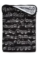 iPad case Sheet music BACH