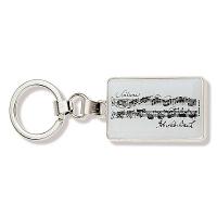Porte-Clefs Bach