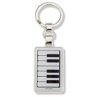 Porte-Clefs - Touche de Piano / Keyring