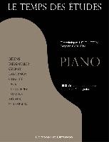 Le Temps des Etudes pour le Piano
