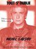 Sardou, Michel : Tout S'Oublie'