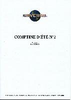 Tiersen, Yann : Comptine d?Été n°2