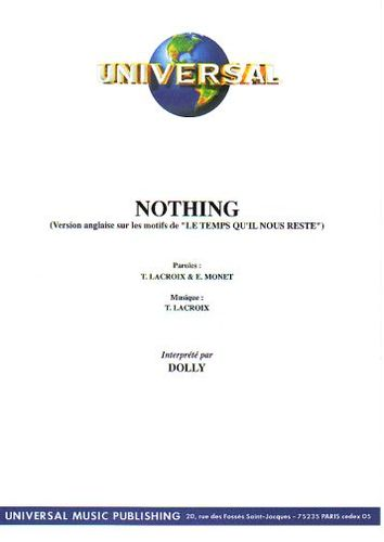 Dolly : Nothing