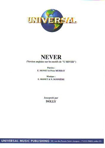 Dolly : Never