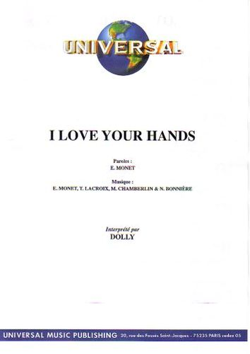Dolly : I Love Your Hands