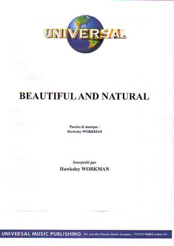 Workman, Hawksley : Beautiful And Natural