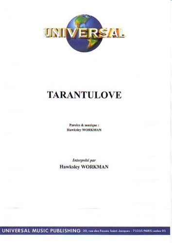 Workman, Hawksley : Tarantulove