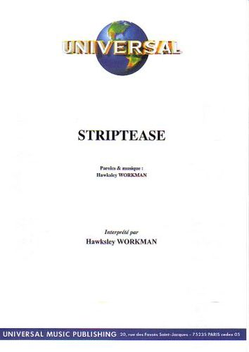 Workman, Hawksley : Striptease