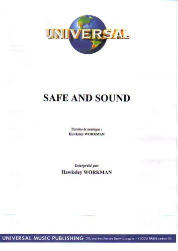Workman, Hawksley : Safe And Sound
