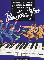 Piano Jazz Blues 4 mains