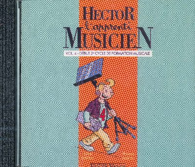 CD Audio : Hector, l