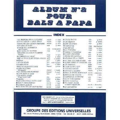 Album Pour Bals À Papa N°2