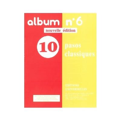 Album N°6 – 10 Pasos Classiques
