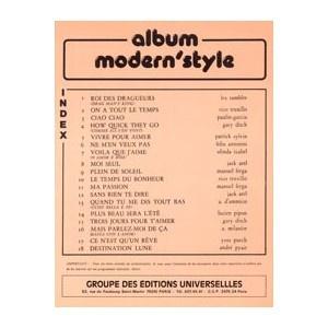 Album Modern
