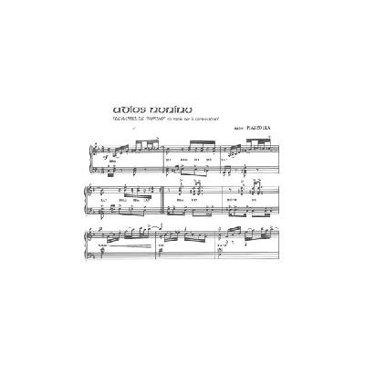 Piazzolla, Astor : Adios Nonino ? La Misma Pena