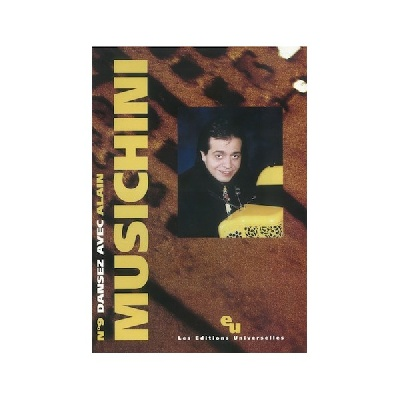 Musichini, Alain : Dansez Avec Alain Musichini N°9