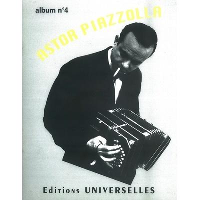 Astor Piazzolla ? Album N°4