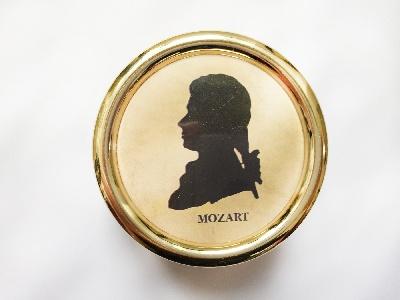 Boîte à musique - Mozart - Petite Sérénade - Allegro