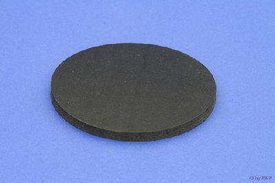 Garniture Anti-Bruit 76 x 5 mm - Noir
