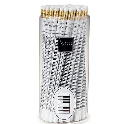 Crayon � Papier - Piano (Blanc and Noir)