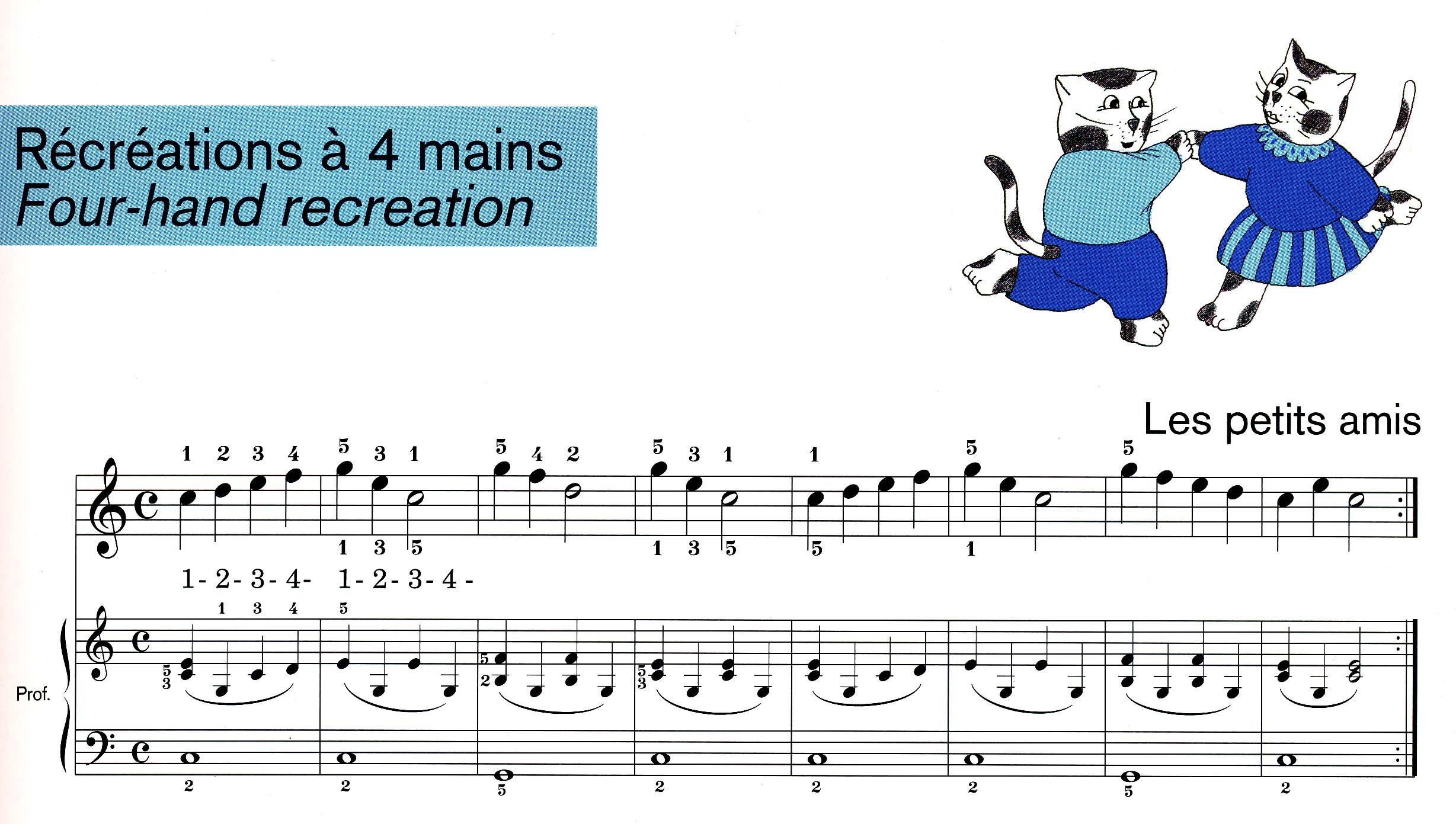 La Méthode Rose - 1ère année - Nouvelle édition sheet music